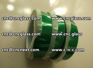 SAFETY GLAZING PET GREEN TAPE (1)